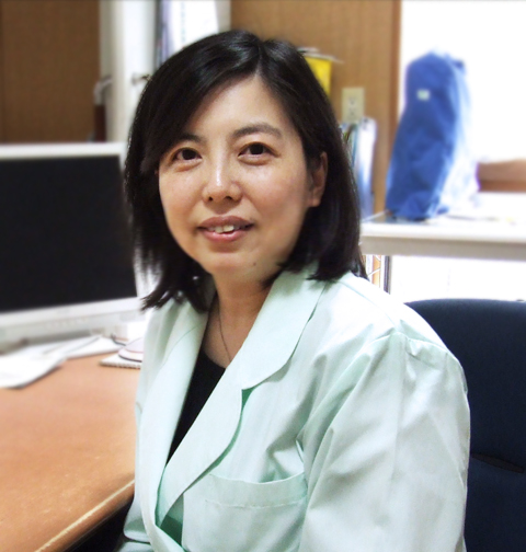 産科・婦人科医師 : 大鹿 真美子(おおしか まみこ)